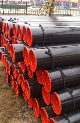 API 5L L390 SSC Tested Line Pipes supplier